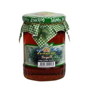 Pine-cone elixir